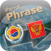 iParrot Phrase Korean-Russian